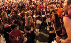 Video: Grupa ESCLAT na Sant Joan 2010