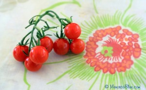 Charmed by Cherry Tomatoes