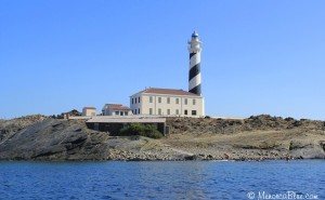 Cap de Favàritx Lighthouse