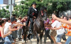 Fiesta in Menorca