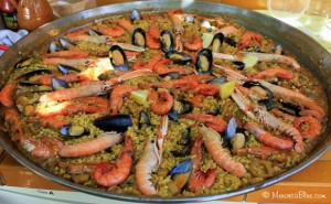 Food in Menorca