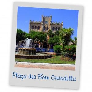 Plaça des Born Ciutadella