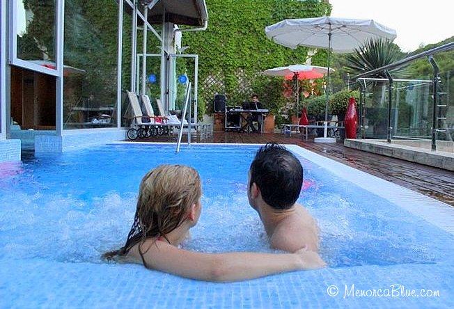 Spas in Menorca - Menorca Blue ©