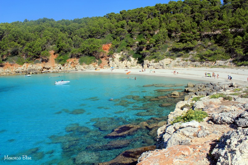 Menorca Blue Cala Escorxada