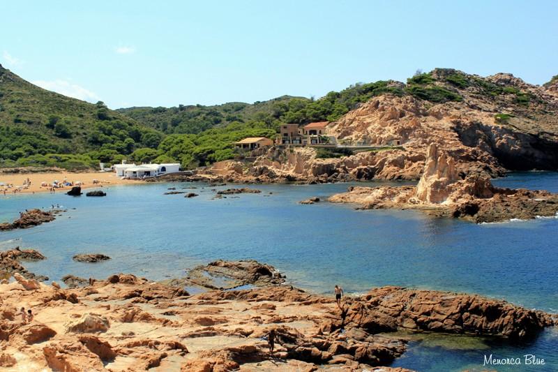 Menorca Blue Cala Pregonda