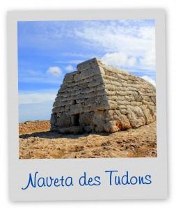 Naveta des Tudons Menorca Blue