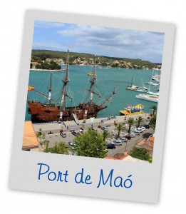Port de Maó Menorca Blue