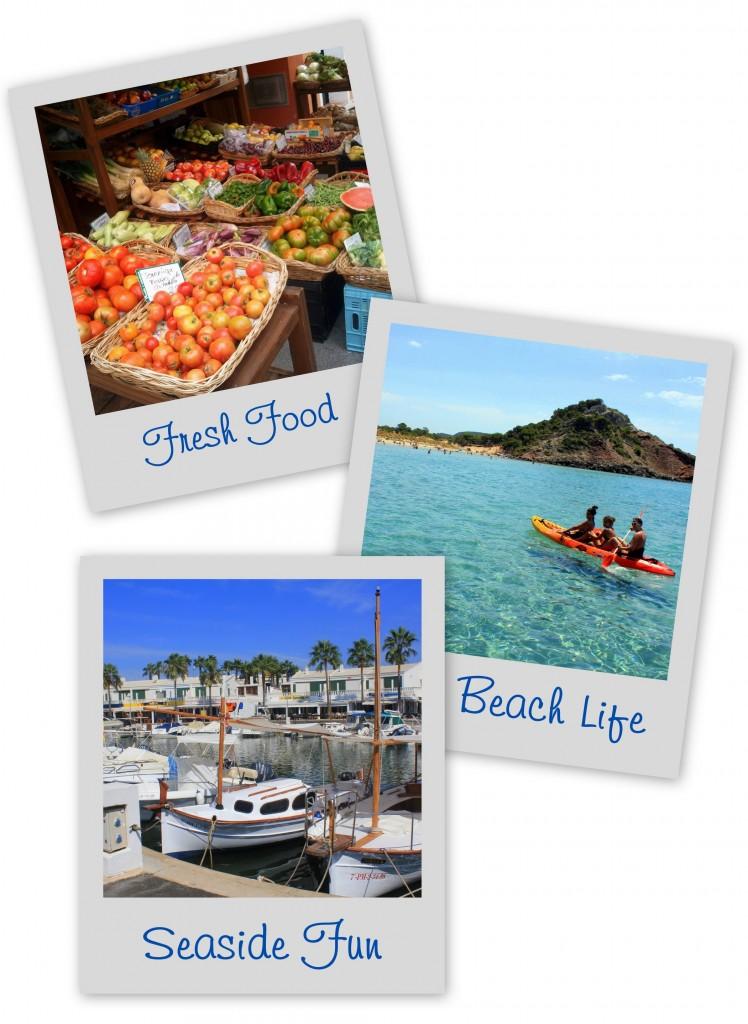 Summer Menorca Blue