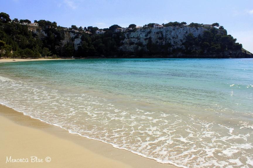 Cala Galdana Menorca April 2012