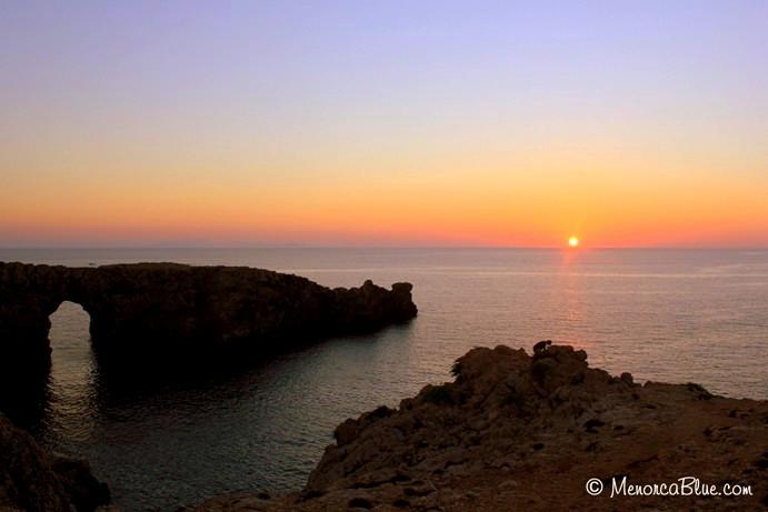 Sunset Menorca