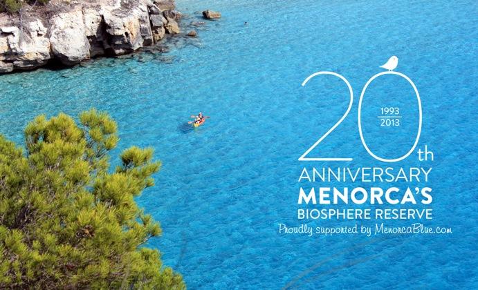 Biosfera de Menorca 20 años en 2013