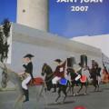 Cartel de Sant Joan de Menorca 2007 MenorcaBlue.com