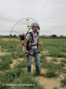 Xavi Gomila Menorca Paramotor-1