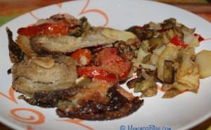 Menorcan Cuisine: Aubergines
